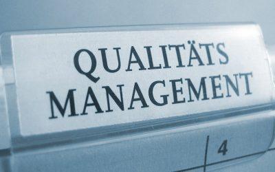 Qualitätsmanagement – Ihre Chance auf Erfolg! | MORITZ Consulting