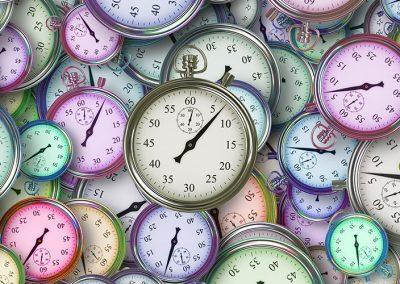 Seminar Zeitmanagement –  Gewinnen Sie kostbare Zeit.